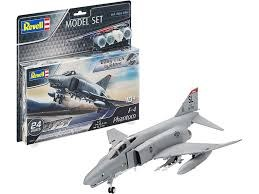1:72 Scale F-4E Phantom Easy Click System Model Set - 63651