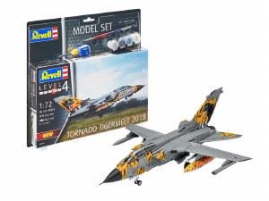 "1:72 Scale Tornado ECR ""Tigermeet 2018"" Model Set - 63880"