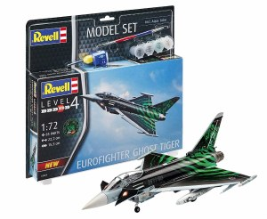 "1:72 Scale Eurofighter ""Ghost Tiger"" Model Set - 63884"