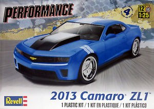 1:25 Scale 2013 Camaro® ZL1 - 85-4370