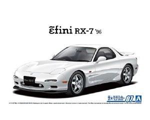 1:24 Scale Mazda FD3S RX7 '96 - A006127