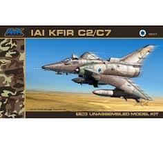 1:48 Scale IAI KFIR C2/C7 - AMK88001