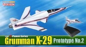 1:144 Scale Grumman X-29, Prototype No.2 - DB51039