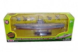 """9"""" Diecast Aircraft Carrier - 76787"""