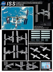 1:400 International Space Station (Phase 2007) - DR11024