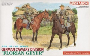"1:35 Scale German Cavalry Division ""Florian Geyer"" - 6046"