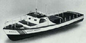 "USCG 40"" Utility Boat/No Decals Wooden Kit - 1210"