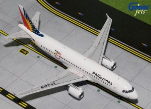 """1:200 Scale Airbus A320 Philippines """"75th Anniversary"""" RP-C8619 - PAL616"""