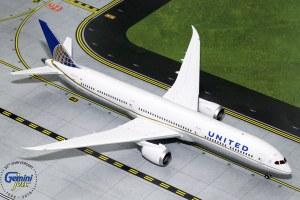 1:200 Scale Boeing 787-10 Dreamliner United N78791 - UAL754