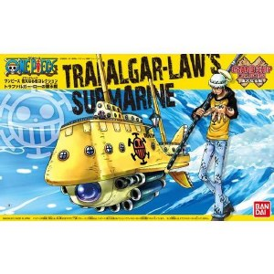 Grand Ship Collection: Trafalgar-Law's Submarine - 50574221