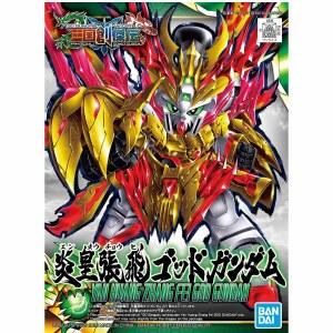 Sangoku Soketsuden Yan Huang Zhang Fei God Gundam - 5058923