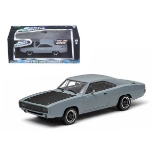 """1:43 Scale Dom's 1970 Dodge Charger R/T """"Fast & Furious"""" - GL86217"""