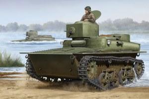 1:35 Scale Soviet T-37 Amphibious Light Tank Early - 83818