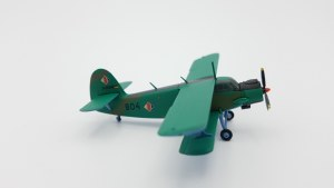 """1:200 Scale Antonov An2 LTS Luft Taxi Service """"Anushka"""" D-FBAW 804 - HE570602"""
