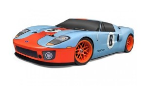 1:10 Rs4 Sport 3 Flux Ford Gt LM Spec II - 120098