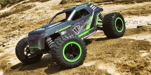 1:10 Scale Fazer Mk2 Rage 2.0 4WD Racing Truck (Green) RTR - 34411T2