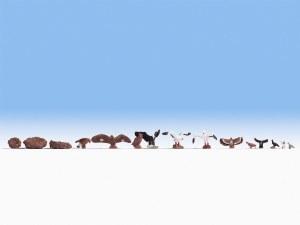 HO Scale Birds - 15775