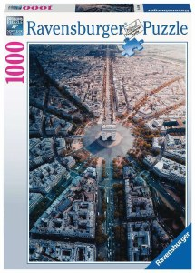 Paris From Above 1000pc - RB15990