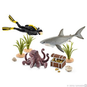 Treasure Hunt Diver - 42329