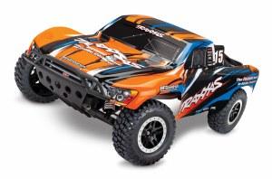 1:10 Slash 2WD Short Course Truck RTR (Orange) - 58034-1ORNGX