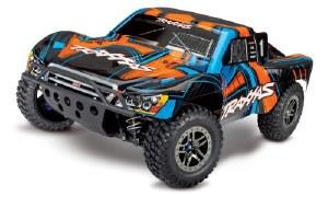 1:10 Slash Ultimate 4x4 Short Course Truck w/TSM RTR (Orange) - 68077-4OR