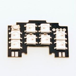 Vortex 250/285 Rear RGB Led, Replacement PCB