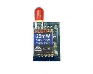 AU799T 25mW Video transmitter RCM Compliant