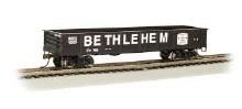 HO Scale 40' Gondola Bethlehem Steel - 17205