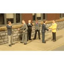 HO Scale Businessmen - 33112