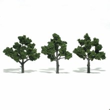 Realistic Trees Medium Green - TR1510