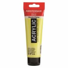 Acrylic Azo Yellow Lemon Paint 120ml - 267