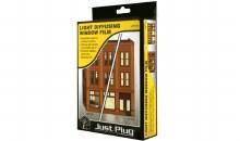 Just Plug Light Diffusing Window Film - JP5715
