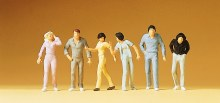 HO Scale Passers By - 14001