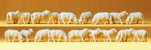 HO Scale Sheep - 14161