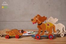 4Kids 3D Coloring Model Kitten & Puppy - 214