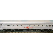 HO Scale Budd Gold Class Silver 'The Ghan' - 2586