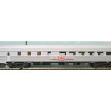 HO Scale Budd Dining Car Silver 'The Ghan' - 2587