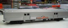 HO Scale Budd Baggage Car 'Indian Pacific' - 2590