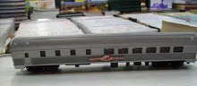 HO Scale Budd Dining Car 'Indian Pacific' - 2593
