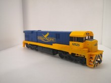 HO Scale GE C30-7 'Indian Pacific' - 3177-NR25