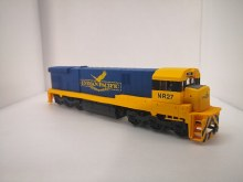 HO Scale GE C30-7 'Indian Pacific' - 3177-NR27