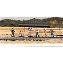HO Scale Track Work Crew - 42341
