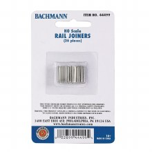 HO Scale Rail Joiners - 44499