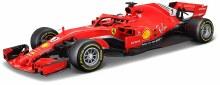 1:18 Scale Ferrari 2018 Season Car - 16806