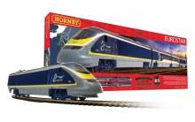 OO Scale Eurostar Train Set DCC Ready - R1176