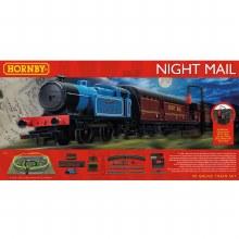 OO Scale Night Mail Train Set - R1237
