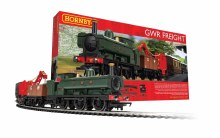 OO Scale GWR Freight Train Set DCC Ready - R1254M