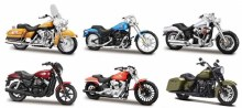 1:18 Scale Harley-Davidson Motorcycles Series 36 Assortment - 313636
