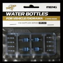 1:35 Scale SPS-010 Water Bottles For Vehicle/Diorama - 550326