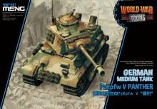 German Medium Tank PzKpfw V Panther - WWT007